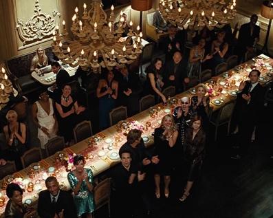 04. Sex and The City – o Filme: Buddakan - Quem não lembra desse restaurante lindíssimo que aparece no filme Sex and The City? Na cena acontece o jantar de ensaio pré-casamento da Carrie Bradshaw e do Mr. Big. Esse é um restaurante de culinária asiático, com certeza vale conhecer.Endereço: 75 9th Avenue.